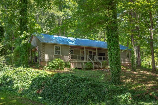 9 Red Oak Mountain Road, Weaverville, NC 28787 (#3519010) :: Keller Williams South Park