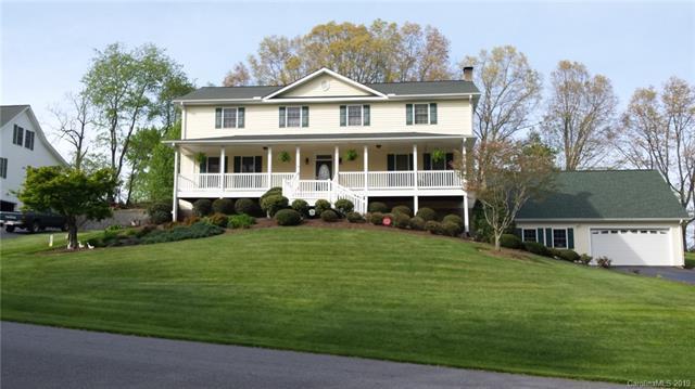 10 Denise Lane, Fletcher, NC 28732 (#3519024) :: High Performance Real Estate Advisors