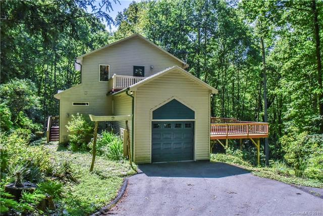 110 Mountain Creek Drive, Swannanoa, NC 28778 (#3519074) :: Keller Williams Professionals