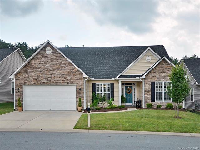 108 Creekwalk Lane, Hendersonville, NC 28792 (#3519107) :: Keller Williams Professionals