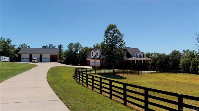 7915 Pleasant Hill Church Road, Marshville, NC 28103 (#3519119) :: The Andy Bovender Team