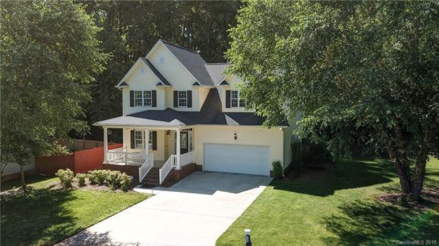 4004 River Falls Drive, Lowell, NC 28098 (#3519123) :: Bluaxis Realty