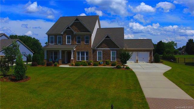 1121 Lafayette Park Lane, Weddington, NC 28104 (#3519129) :: Scarlett Real Estate