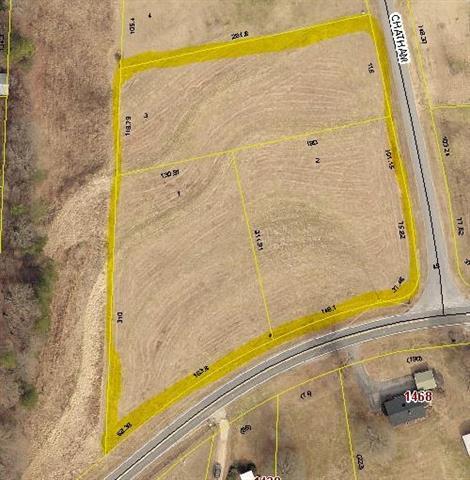 0 Boston Road 1, 2, 3, Taylorsville, NC 28681 (#3519188) :: Exit Realty Vistas