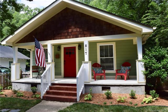 817 E 37th Street, Charlotte, NC 28205 (#3519235) :: LePage Johnson Realty Group, LLC