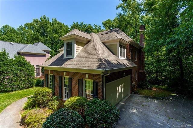 3714 Ashford Leigh Court, Charlotte, NC 28269 (#3519417) :: Odell Realty