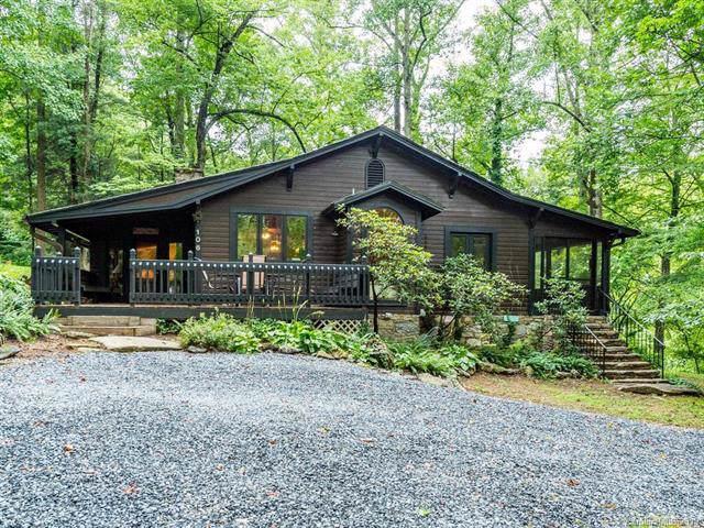 106 Chestnut Hill Road, Gerton, NC 28735 (#3519449) :: Keller Williams Professionals