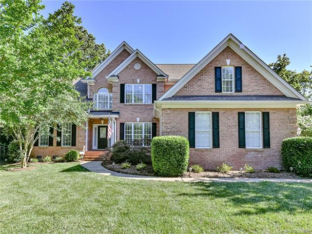 1005 Antioch Woods Drive, Weddington, NC 28104 (#3519616) :: High Performance Real Estate Advisors