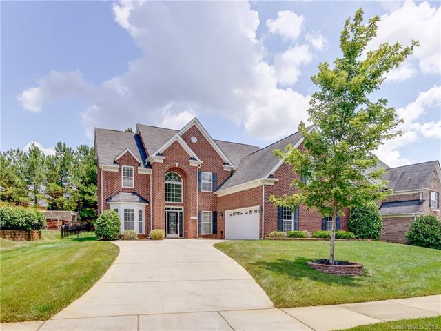 10428 Falling Leaf Drive, Concord, NC 28027 (#3519636) :: High Performance Real Estate Advisors