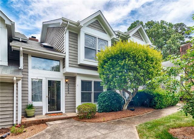 7202 Meeting Street, Charlotte, NC 28210 (#3519721) :: Scarlett Real Estate