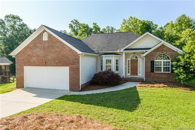 201 Deerfield Drive, Mount Holly, NC 28120 (#3519724) :: The Andy Bovender Team