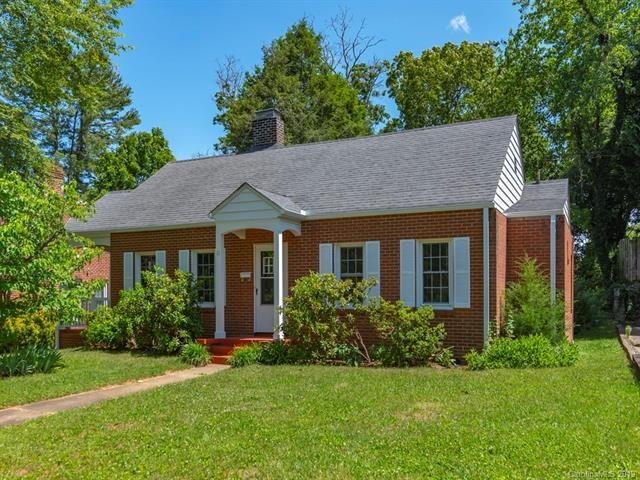 11 Colonial Place, Asheville, NC 28804 (#3519733) :: The Andy Bovender Team