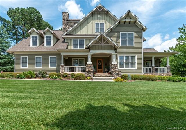 107 Streamwood Road, Troutman, NC 28166 (#3519735) :: Odell Realty