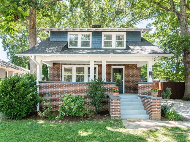 45 Trotter Place, Asheville, NC 28806 (#3519787) :: The Andy Bovender Team