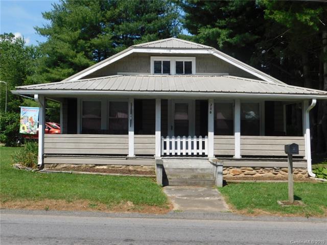 206 Allens Creek Road, Waynesville, NC 28786 (#3519815) :: The Andy Bovender Team