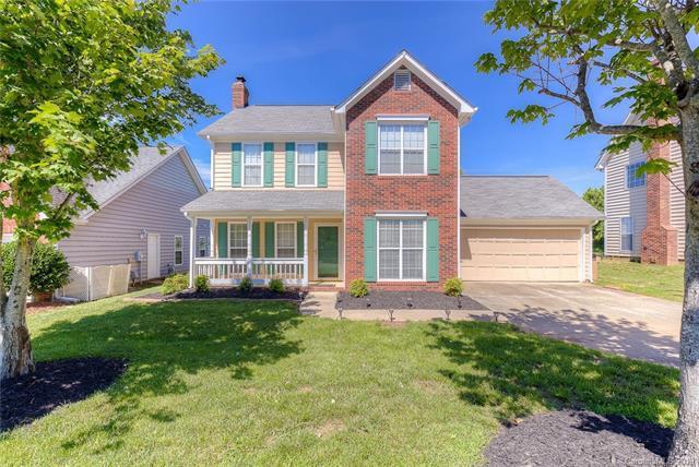 3307 Brookstone Trail #6, Indian Trail, NC 28079 (#3519818) :: Scarlett Real Estate