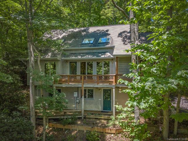 98 Creekside Drive, Maggie Valley, NC 28751 (#3519821) :: Rinehart Realty