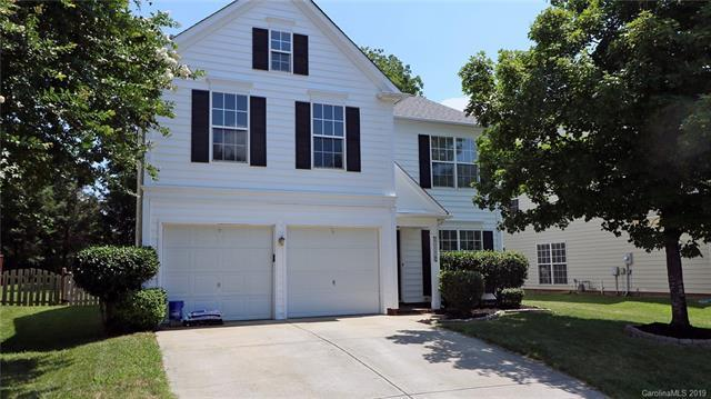 5718 Bentgrass Run Drive, Charlotte, NC 28269 (#3519890) :: LePage Johnson Realty Group, LLC