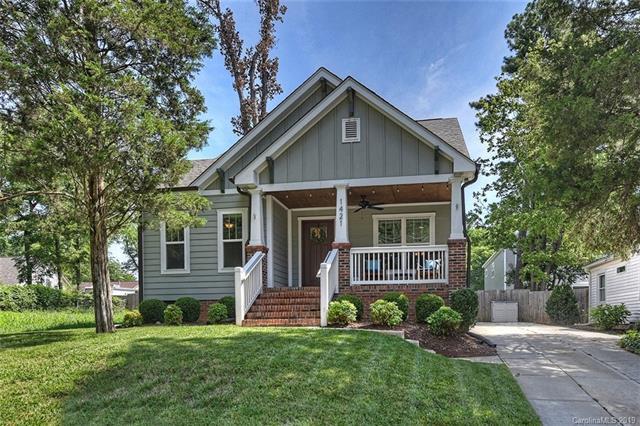 1421 Shamrock Drive, Charlotte, NC 28205 (#3519903) :: LePage Johnson Realty Group, LLC
