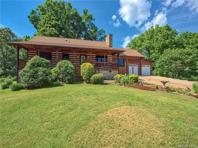 255 L&E Meadows Drive, Waynesville, NC 28786 (#3519908) :: The Andy Bovender Team
