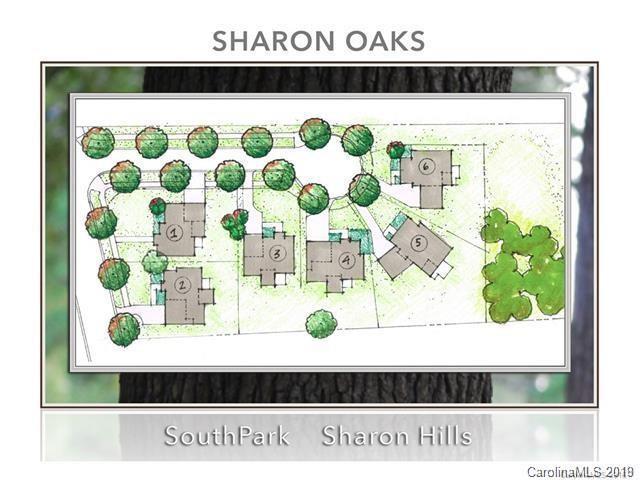3618 Sharon Ridge Lane Lot 5, Charlotte, NC 28210 (#3519921) :: www.debrasellscarolinas.com