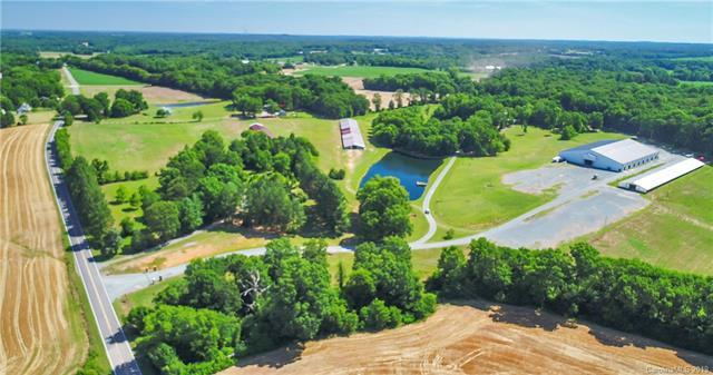 1916 Mcintyre Road, Wingate, NC 28174 (#3519997) :: The Andy Bovender Team
