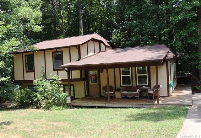 605 Woodland Drive, Rockwell, NC 28138 (#3520023) :: Carlyle Properties