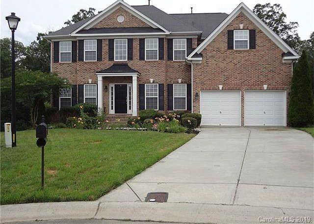 8303 Burgundy Ridge Drive, Harrisburg, NC 28075 (#3520118) :: Exit Realty Vistas
