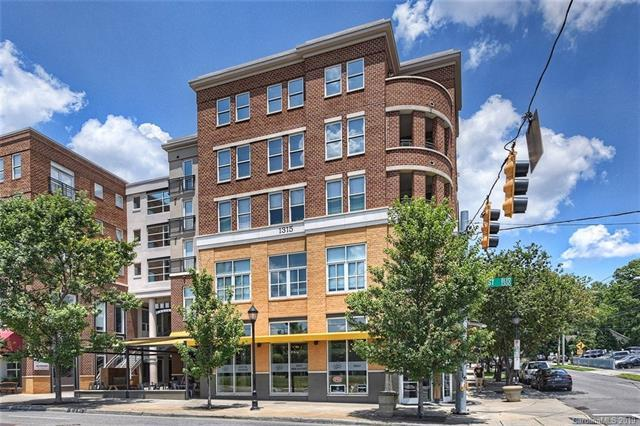 1315 East Boulevard #307, Charlotte, NC 28203 (#3520130) :: Roby Realty