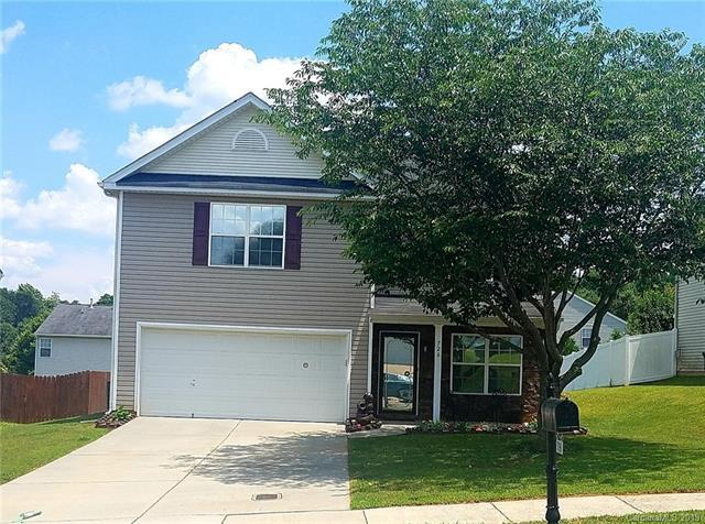 726 Overlook Road, Lowell, NC 28098 (#3520149) :: Roby Realty
