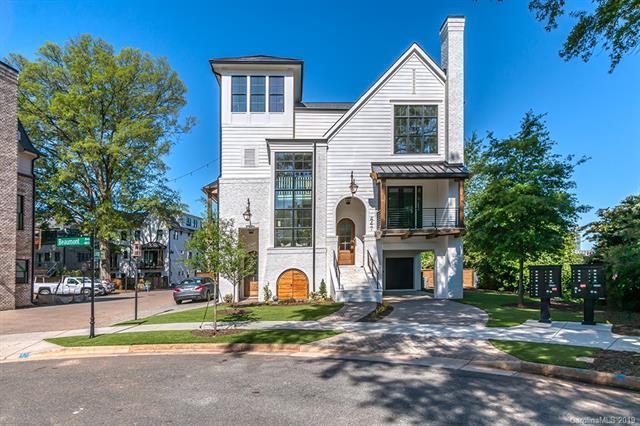 447 Beaumont Avenue, Charlotte, NC 28204 (#3520174) :: SearchCharlotte.com