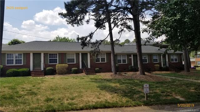 2625 Eastport Road, Charlotte, NC 28205 (#3520200) :: LePage Johnson Realty Group, LLC