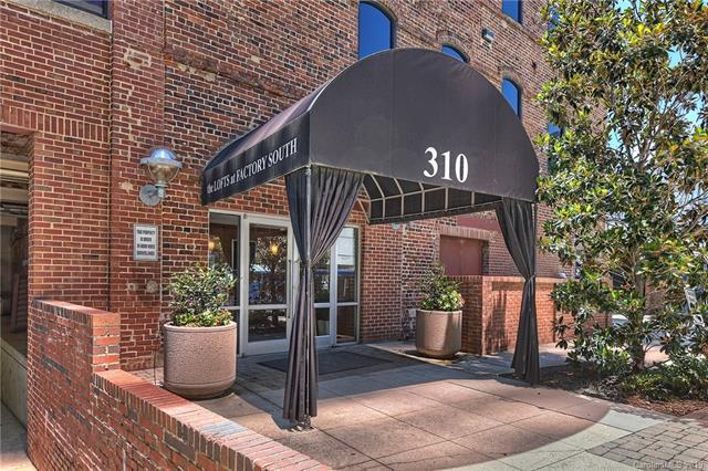 310 Arlington Avenue #425, Charlotte, NC 28203 (#3520242) :: Caulder Realty and Land Co.