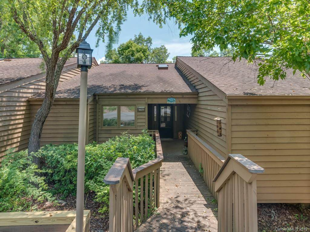 155 Quail Cove Boulevard #1605, Lake Lure, NC 28746 (#3520252) :: DK Professionals Realty Lake Lure Inc.