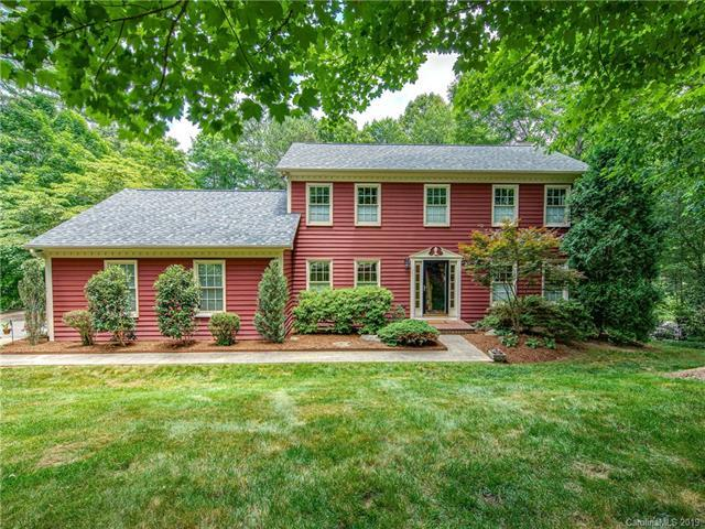 4 Meadow Brook Drive, Fletcher, NC 28732 (#3520275) :: The Andy Bovender Team
