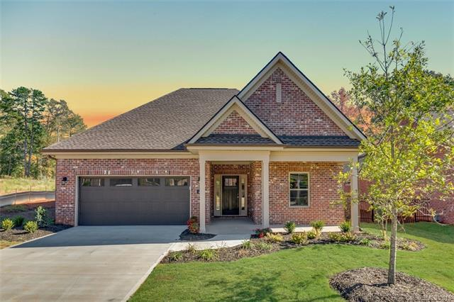 8 Courtyard Lane #8, Tega Cay, NC 29708 (#3520310) :: Stephen Cooley Real Estate Group