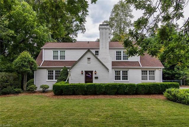 108 Pilson Street, North Wilkesboro, NC 28659 (#3520330) :: Rinehart Realty