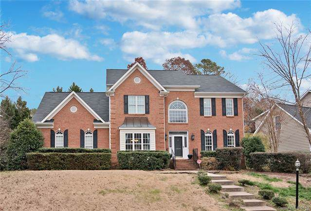 16038 Cranleigh Drive, Huntersville, NC 28078 (#3520350) :: High Performance Real Estate Advisors