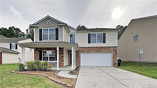 8217 Ainsworth Street, Charlotte, NC 28216 (#3520471) :: The Premier Team at RE/MAX Executive Realty