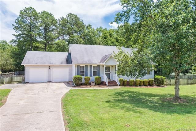 514 Hallman Drive, Marshville, NC 28103 (#3520488) :: Stephen Cooley Real Estate Group