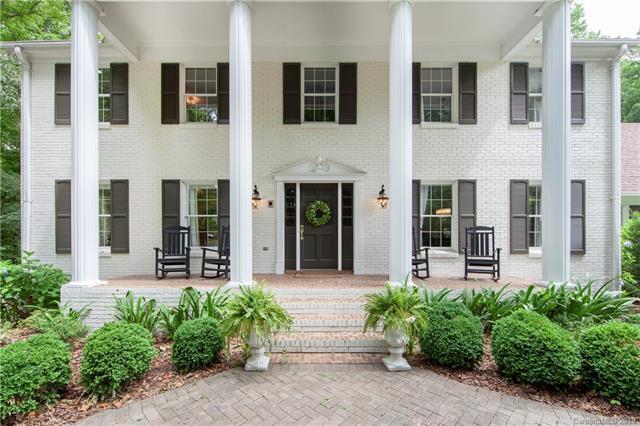 4033 Columbine Circle, Charlotte, NC 28211 (#3520523) :: Stephen Cooley Real Estate Group