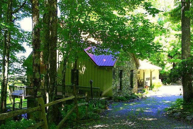89 Pisgah Pass, Mars Hill, NC 28754 (#3520553) :: Keller Williams Professionals