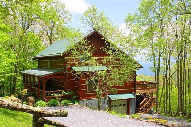 130 Unakite Lane, Mars Hill, NC 28754 (#3520556) :: Stephen Cooley Real Estate Group