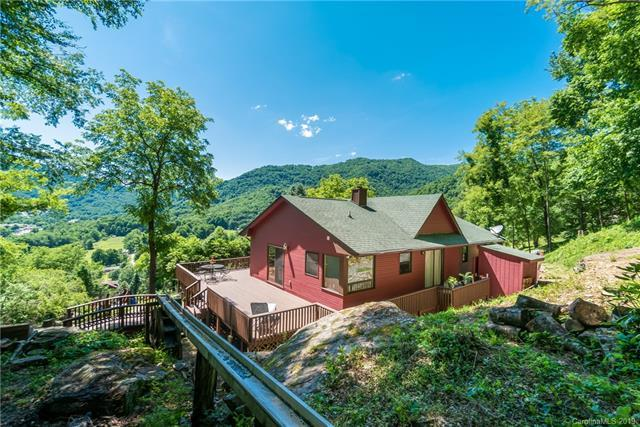 298 Highview Drive, Maggie Valley, NC 28751 (#3520637) :: Rinehart Realty