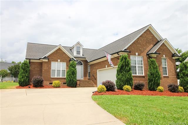 1252 Danielle Downs Court SE, Concord, NC 28025 (#3520681) :: High Performance Real Estate Advisors