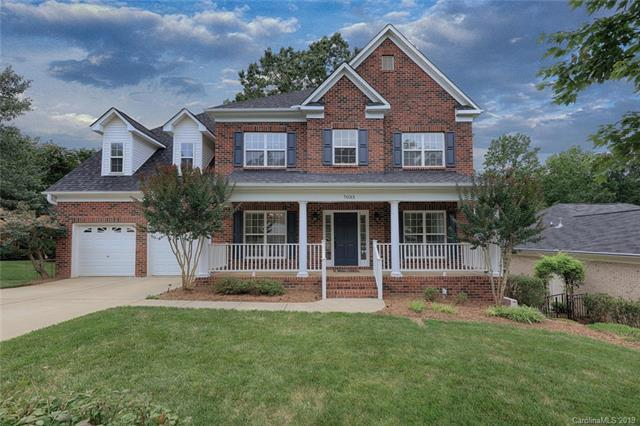 7033 Sedgebrook Drive W, Stanley, NC 28164 (#3520703) :: Robert Greene Real Estate, Inc.