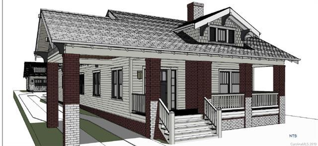 1917 Euclid Avenue, Charlotte, NC 28203 (#3520834) :: Homes Charlotte