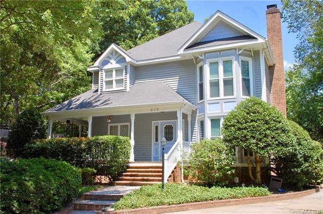 616 Bennington Place, Charlotte, NC 28211 (#3520861) :: Keller Williams South Park