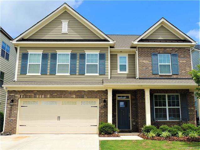 117 Creekside Crossing Lane, Mooresville, NC 28117 (#3520910) :: LePage Johnson Realty Group, LLC