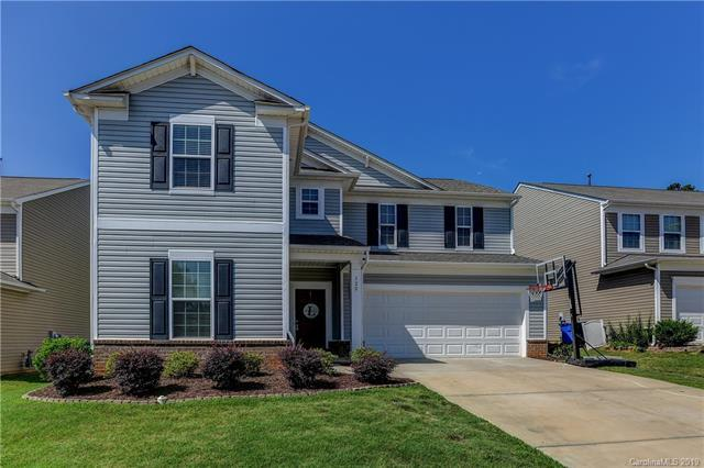 129 Glade Valley Avenue, Mooresville, NC 28117 (#3520973) :: Besecker Homes Team